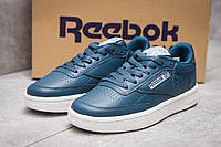 Кроссовки женские Reebok Classic, темно-синий (13942),  [  37 39 40  ], фото 1