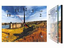 Настенные часы Осень Хотиский замок