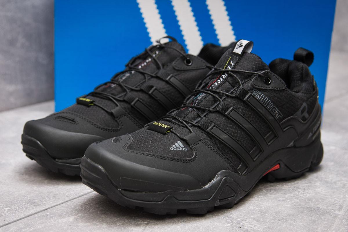 Кроссовки мужские Adidas Terrex Swift, черные (11205) размеры в наличии ► [  43 (последняя пара)  ] (реплика)