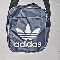 265cf2abe43a Сумка спортивная Adidas молодежная размер 26*33 (2 цвета) Серии