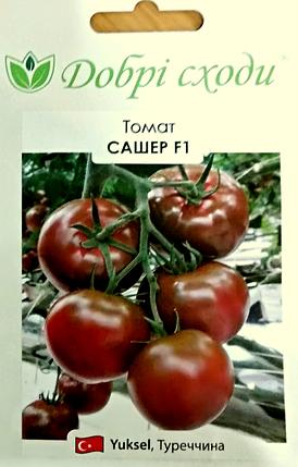 Семена томата Томат Сашер F1 5шт, фото 2