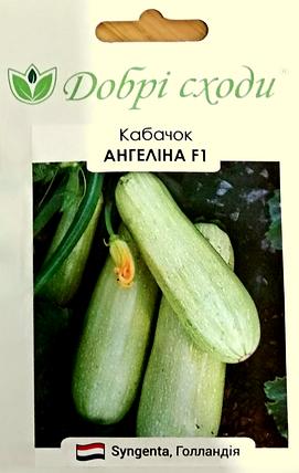 Семена кабачка Ангелина 5шт, фото 2