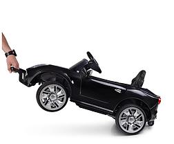 Детский электромобиль Bambi Porsche Black (M 3176 EBLR), фото 2