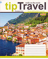 """Тетради 96 л. линия """"Tip Travel"""", фото 1"""