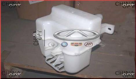 Бачок омывателя стекла, Chery QQ [S11, 1.1], S11-BJ5207115, Aftermarket