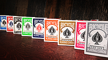 Карты игральные | Bicycle Silver Playing Cards by US Playing Cards, фото 3