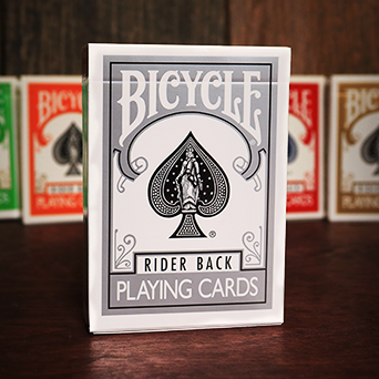 Карты игральные | Bicycle Silver Playing Cards by US Playing Cards, фото 2