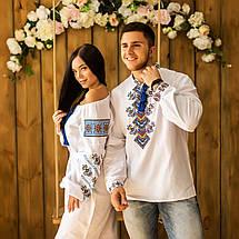 Вышиванки для пары платье и рубашка, фото 3