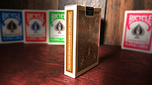 Карты игральные   Bicycle Gold Playing Cards by US Playing Cards, фото 2