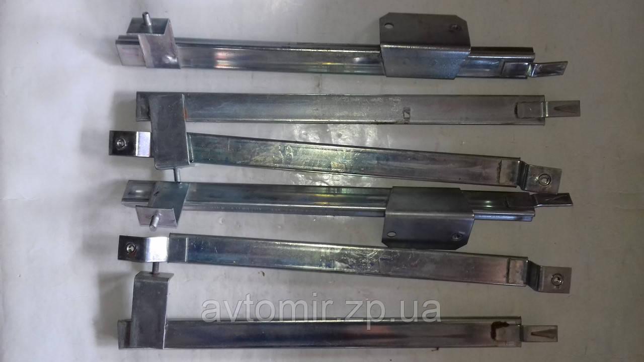 Направляющие стекол Ваз 2101,2102,2103,2106 (к-кт 6шт)