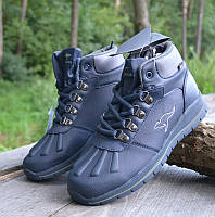 d2d3e2f6185b Демисезонные ботинки для мальчиков KANGAROOS ROTARO, р 35. Осенняя  брендовая обувь.