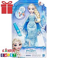 Кукла Эльза с волшебной кисточкой Disney, Hasbro, фото 1