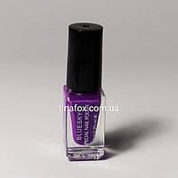 Лак для стемпинга Bluesky, 6мл фиолетовый