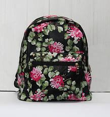 Красивый модный и практичный рюкзак в интересный принт, фото 2