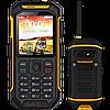Мобильный телефон Land Rover X6, PTT-рация, IP68, Противоударный корпус, 2500 mAh, кнопка SOS, 2 Mpx, 2 SIM