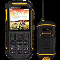 Мобильный телефон Land Rover X6, PTT-рация, IP68, Противоударный корпус, 2500 mAh, кнопка SOS, 2 Mpx, 2 SIM, фото 1