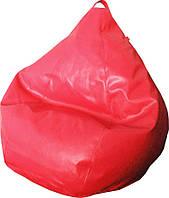 Кресло груша Фреш Бордовый