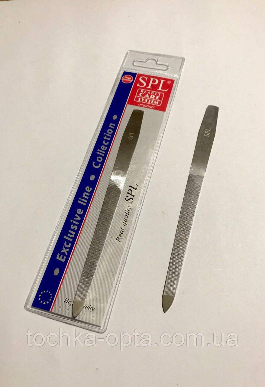 Пилка для ногтей с металической насечкой SPL