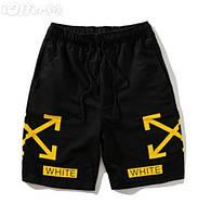 "Шорты OFF WHITE MEN'S BEACH """" В стиле Off White """""
