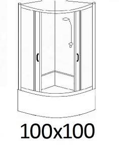 Гідробокси розміром 100х100