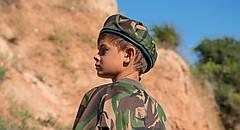 Берет военный камуфляж DPM универсальный, фото 2
