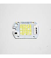 Светодиодная матрица AVT 220V c IC драйвером 50W