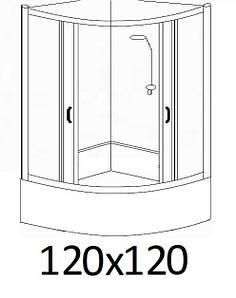 Гідробокси розміром 120х120