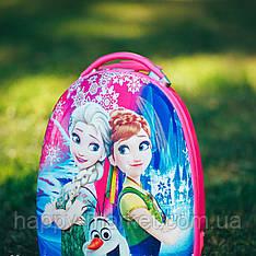 Детский чемодан стандарт ручная кладь Josepf Ottenn Холодное Сердце-42 см 0361-FZ