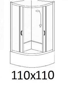 Гідробокси розміром 110х110