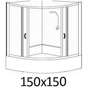 Гідробокси розміром 150х150