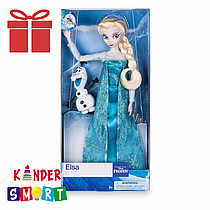 Кукла Эльза с Олафом Disney, Hasbro