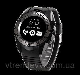 Смарт-часы Smart Watch SW-007 черные