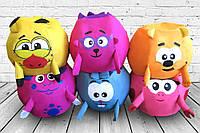 Комплект детских кресел Смешарики 6 шт, фото 1