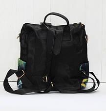 Красивый модный и практичный рюкзак в стильный принт, фото 2