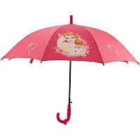 Зонт-трость Kite Princess P18-2001 со свитком принцессы Диснея
