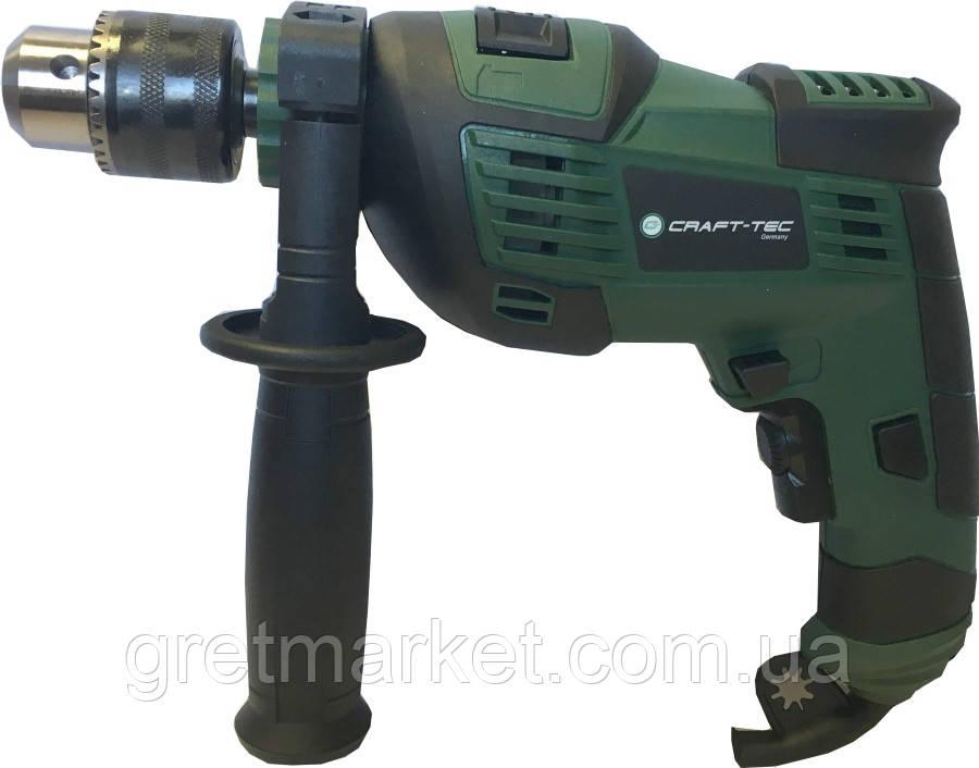 Дриль ударний Craft-tec PXID-243