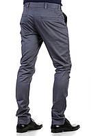 Стильные практичные хлопковые брюки