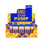 Предтренировочный комплекс MEX Nutrition Pump Shot 20*70 мл розовый грейпфрут
