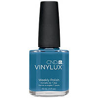 Лак CND Vinylux Weekly Polish - Blue Rapture (162), 15мл