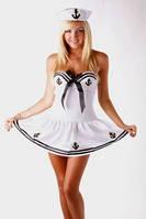 Эротический костюм морячки