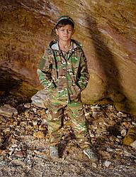 Детский камуфляж костюм для мальчиков Лесоход цвет Мультикам оригинал