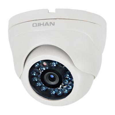 Цветная наружная антивандальная купольная камера  QIHAN QH-126SNH-3H, фото 2
