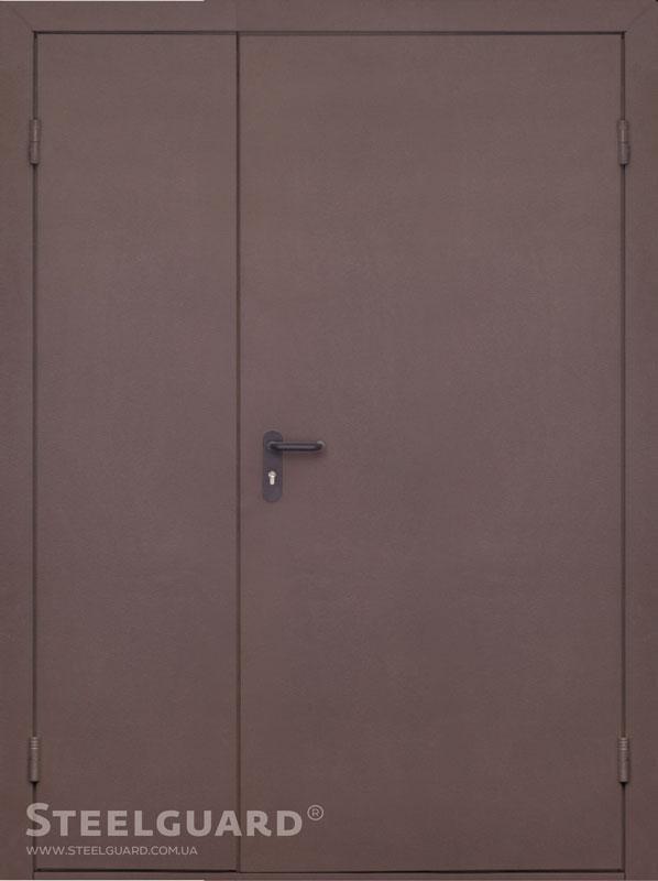 Вхідні технічні двері