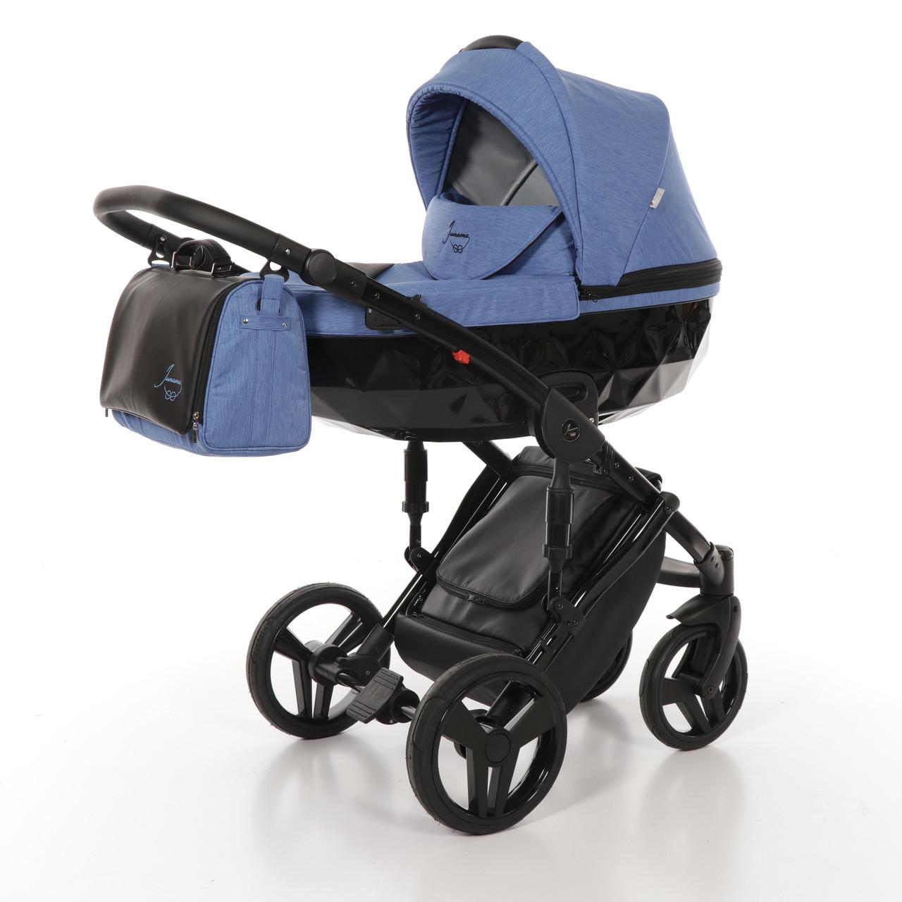 Дитяча коляска 2 в 1 Junama Diamond