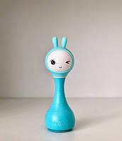 Іграшка-нічник Smarty Зайчик Alilo R1 бірюзовий