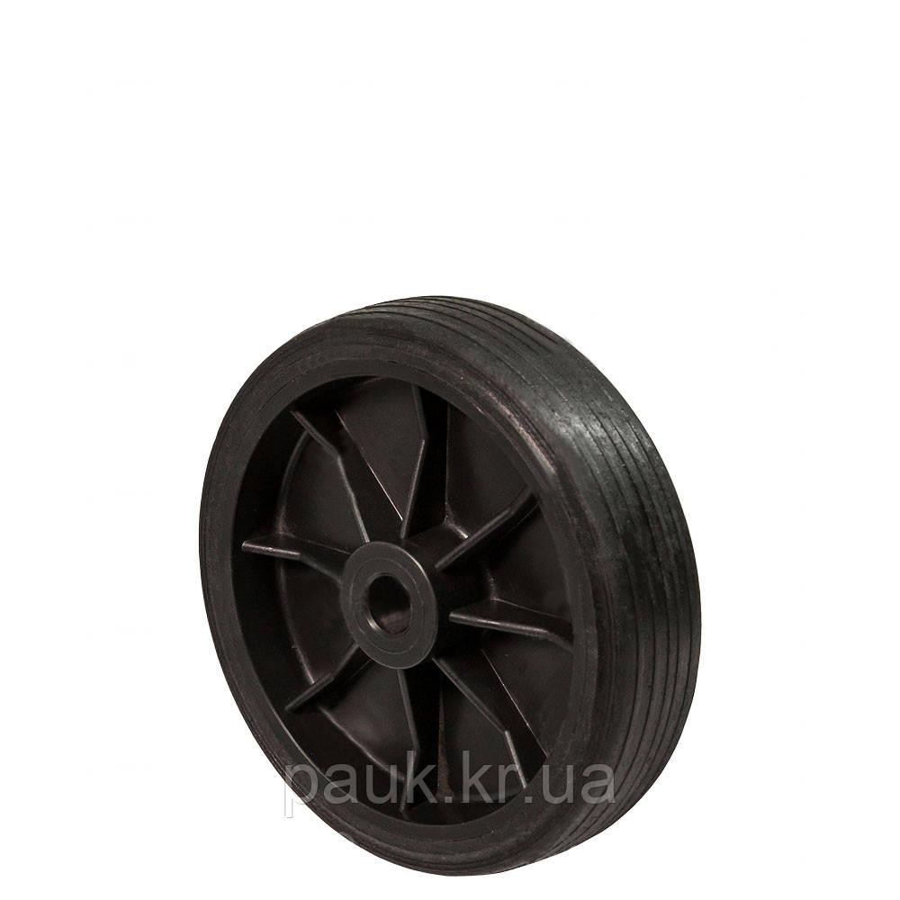 Колесо 16-250х50-В(спец.колеса 16) Ø 250мм, гумове з поліпропіленовим диском