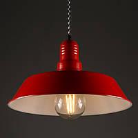 Потолочный светильник [ Color Series Vintage Loft ]  ( VL- 3  красный ), фото 1