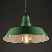 Потолочный светильник [ Color Series Vintage Loft ]  ( VL- 3  зелёный ), фото 1