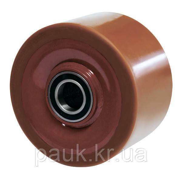 Колесо 60-400х100-B(спец.колесо серія 60) Ø 400мм, кульковий підшипник , без кронштейна