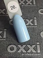 Гель-лак Oxxi Professional № 26